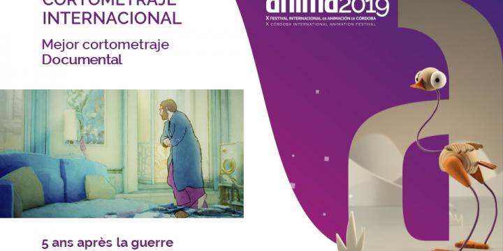 Palmares ANIMA2019