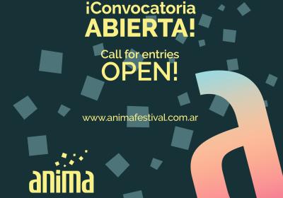 ANIMA2021: ¡Convocatoria ABIERTA!